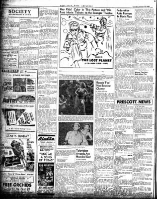 Hope Star from Hope, Arkansas on February 13, 1954 · Page 2