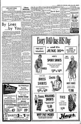 The Courier News from Blytheville, Arkansas on June 10, 1968 · Page 3
