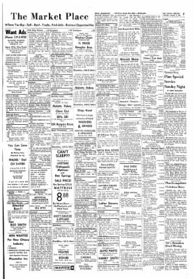 The Ottawa Herald from Ottawa, Kansas on October 12, 1961 · Page 7