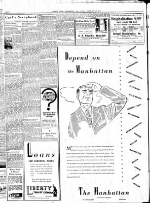 Cumberland Sunday Times from Cumberland, Maryland on February 25, 1945 · Page 4