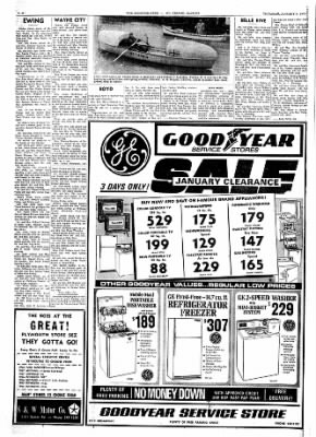 Mt. Vernon Register-News from Mt Vernon, Illinois on January 9, 1969 · Page 16