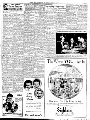Cumberland Sunday Times from Cumberland, Maryland on February 25, 1945 · Page 7
