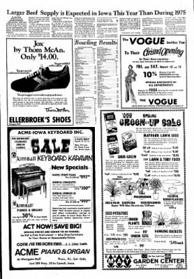 Carrol Daily Times Herald from Carroll, Iowa on March 11, 1976 · Page 5