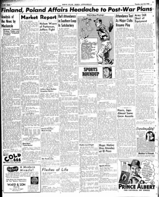Hope Star from Hope, Arkansas on April 27, 1943 · Page 4