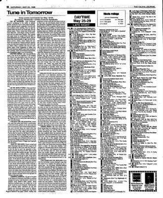 The Salina Journal from Salina, Kansas on May 23, 1998 · Page 44