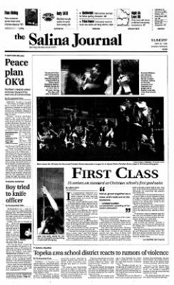 The Salina Journal from Salina, Kansas on May 24, 1998 · Page 1