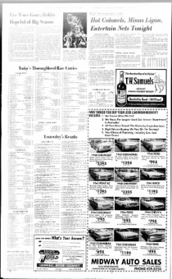 the courier journal from louisville kentucky on march 12 1969 16 FT Jon Boat the largest online newspaper archive