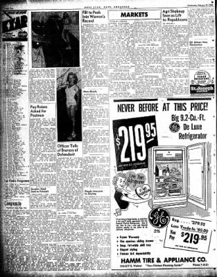 Hope Star from Hope, Arkansas on February 17, 1954 · Page 2