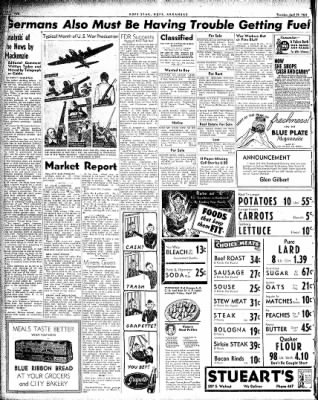 Hope Star from Hope, Arkansas on April 29, 1943 · Page 2