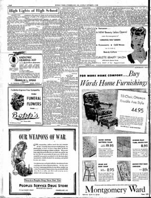 Cumberland Sunday Times from Cumberland, Maryland on October 8, 1944 · Page 10
