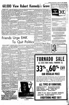 The Courier News from Blytheville, Arkansas on June 10, 1968 · Page 5