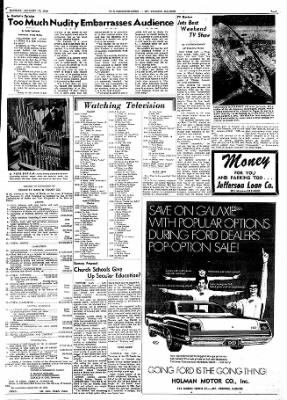 Mt. Vernon Register-News from Mt Vernon, Illinois on January 13, 1969 · Page 7