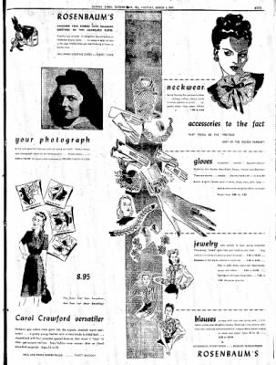 Cumberland Sunday Times from Cumberland, Maryland on March 4, 1945 · Page 5