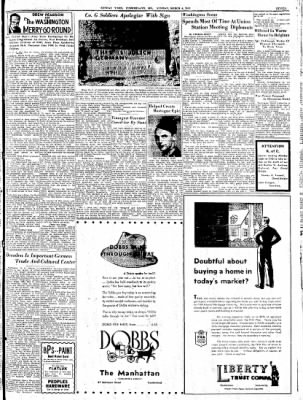 Cumberland Sunday Times from Cumberland, Maryland on March 4, 1945 · Page 7