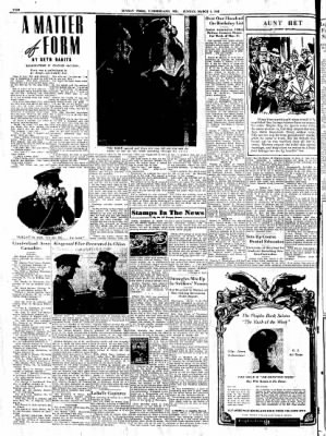 Cumberland Sunday Times from Cumberland, Maryland on March 4, 1945 · Page 10