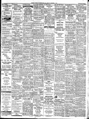 Cumberland Sunday Times from Cumberland, Maryland on October 8, 1944 · Page 23