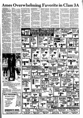 Carrol Daily Times Herald from Carroll, Iowa on March 16, 1976 · Page 7