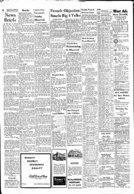 The Ottawa Herald from Ottawa, Kansas on October 16, 1961 · Page 8