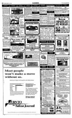 The Salina Journal from Salina, Kansas on May 24, 1998 · Page 30