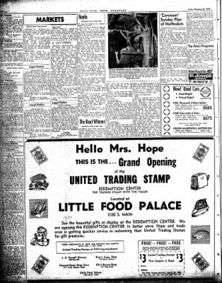 Hope Star from Hope, Arkansas on February 19, 1954 · Page 2