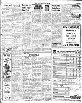 Hope Star from Hope, Arkansas on May 3, 1943 · Page 3