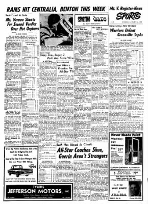 Mt. Vernon Register-News from Mt Vernon, Illinois on January 14, 1969 · Page 7