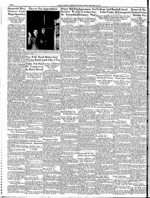 Cumberland Sunday Times from Cumberland, Maryland on October 15, 1944 · Page 2