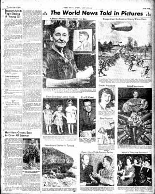 Hope Star from Hope, Arkansas on May 4, 1943 · Page 5
