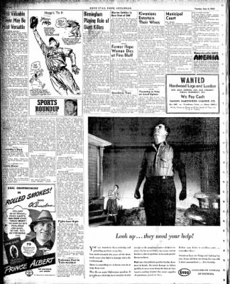 Hope Star from Hope, Arkansas on May 4, 1943 · Page 6