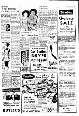 The Ottawa Herald from Ottawa, Kansas on October 18, 1961 · Page 7