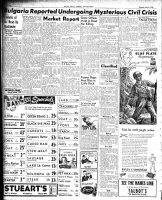 Hope Star from Hope, Arkansas on May 6, 1943 · Page 2