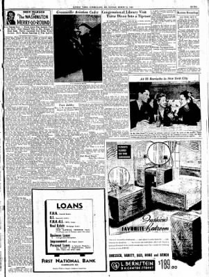 Cumberland Sunday Times from Cumberland, Maryland on March 11, 1945 · Page 7