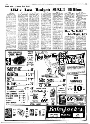 Mt. Vernon Register-News from Mt Vernon, Illinois on January 15, 1969 · Page 10