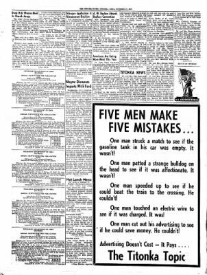 Titonka Topic from Titonka, Iowa on October 17, 1974 · Page 3