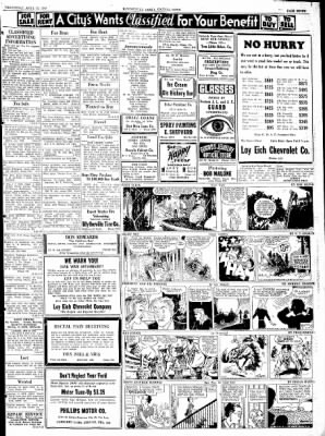 The Courier News from Blytheville, Arkansas on April 15, 1942 · Page 7