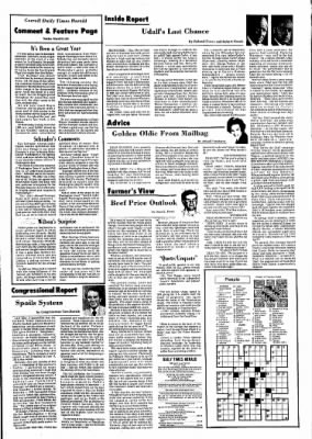 Carrol Daily Times Herald from Carroll, Iowa on March 22, 1976 · Page 3
