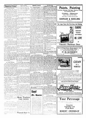 Covina Argus from Covina, California on August 7, 1909 · Page 8