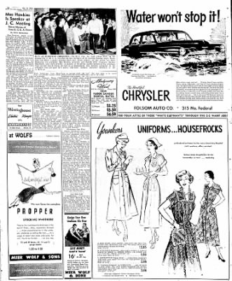 Globe-Gazette from Mason City, Iowa on October 5, 1949 · Page 2