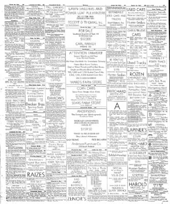 Globe-Gazette from Mason City, Iowa on October 5, 1949 · Page 3