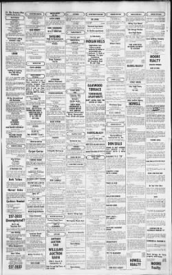 The Anniston Star From Anniston Alabama On January 29 1975 Page 38