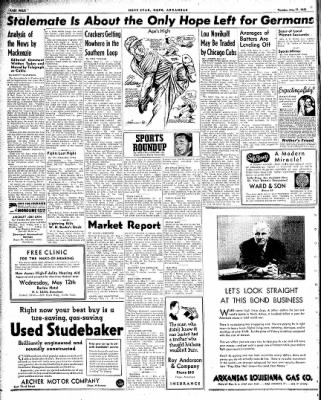 Hope Star from Hope, Arkansas on May 11, 1943 · Page 4