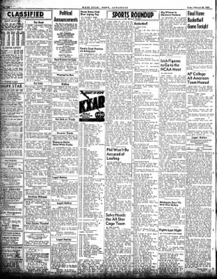 Hope Star from Hope, Arkansas on February 26, 1954 · Page 4