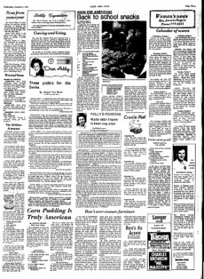 Hope Star from Hope, Arkansas on October 2, 1974 · Page 3
