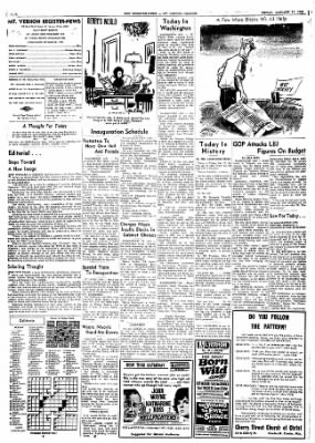 Mt. Vernon Register-News from Mt Vernon, Illinois on January 17, 1969 · Page 4