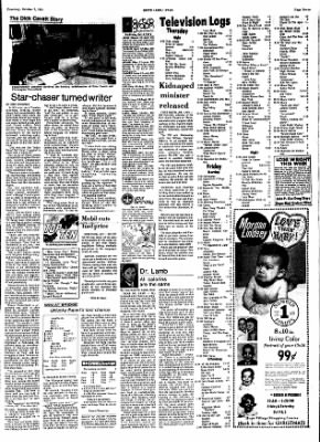 Hope Star from Hope, Arkansas on October 3, 1974 · Page 7