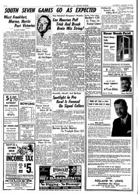 Mt. Vernon Register-News from Mt Vernon, Illinois on January 18, 1969 · Page 8