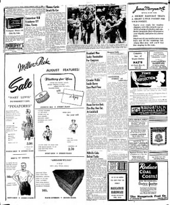 The Atchison Daily Globe from Atchison, Kansas on May 20, 1977 · Page 8