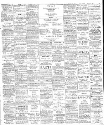 Globe-Gazette from Mason City, Iowa on October 3, 1949 · Page 3