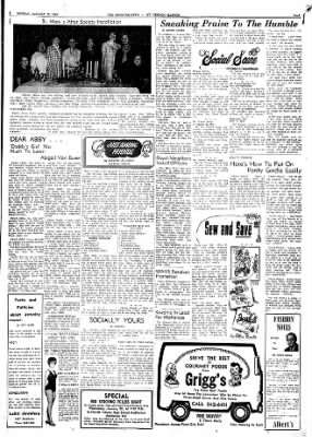 Mt. Vernon Register-News from Mt Vernon, Illinois on January 20, 1969 · Page 3