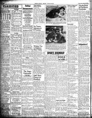 Hope Star from Hope, Arkansas on March 3, 1954 · Page 4